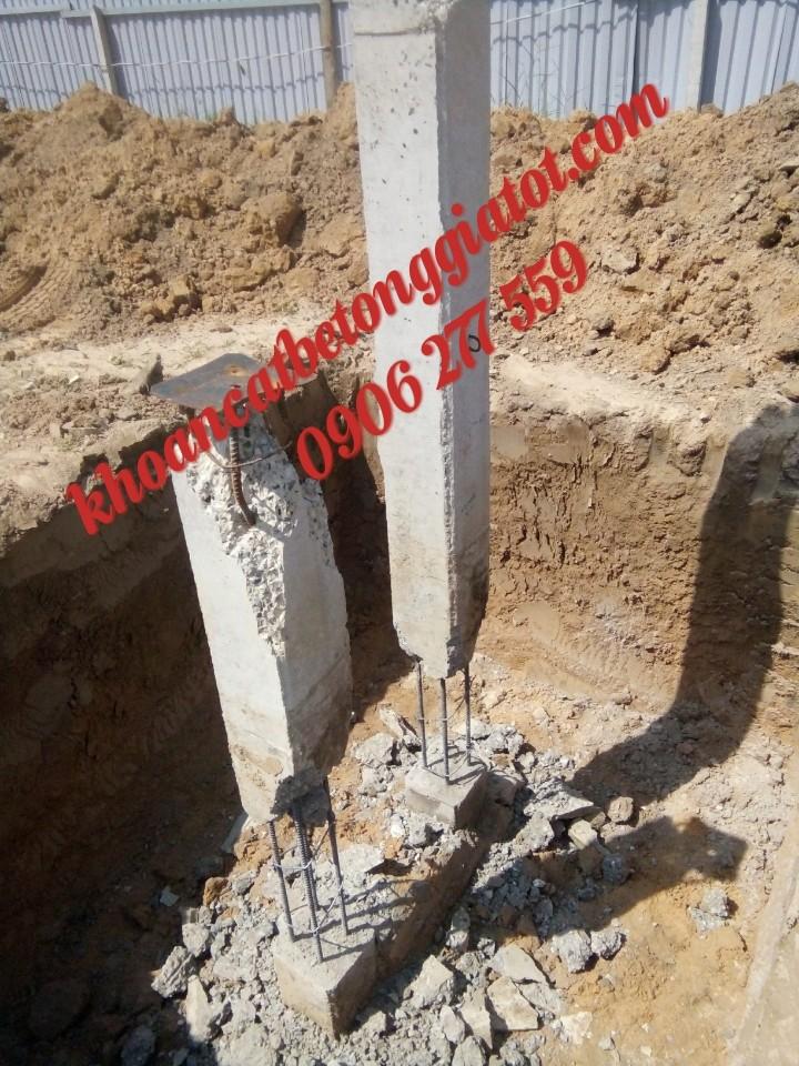 khoan cắt đục phá bê tông bình dương giá rẻ 0906277559