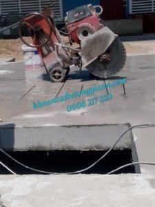 khoan cắt đục phá bê tông huyện tân uyên giá rẻ 0906 277 559