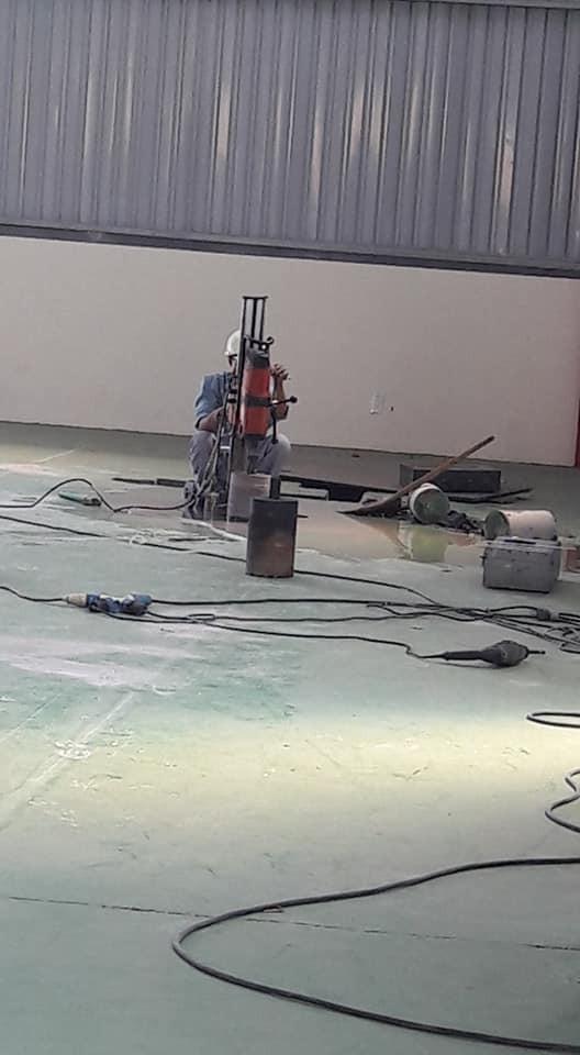 khoan rút lõi bê tông sàn tường quận 9 uy tín giá rẻ 0906277559