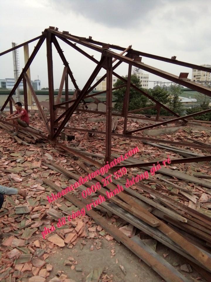 đập phá tháo dỡ nhà cũ quận gò vấp uy tín số 1 gọi ngay 0906277559