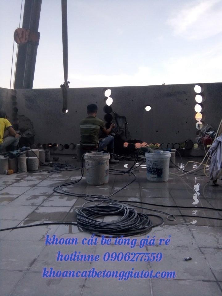 khoan rút lõi bê tông sàn tường uy tín số 1 tại quận thủ đức 0906277559