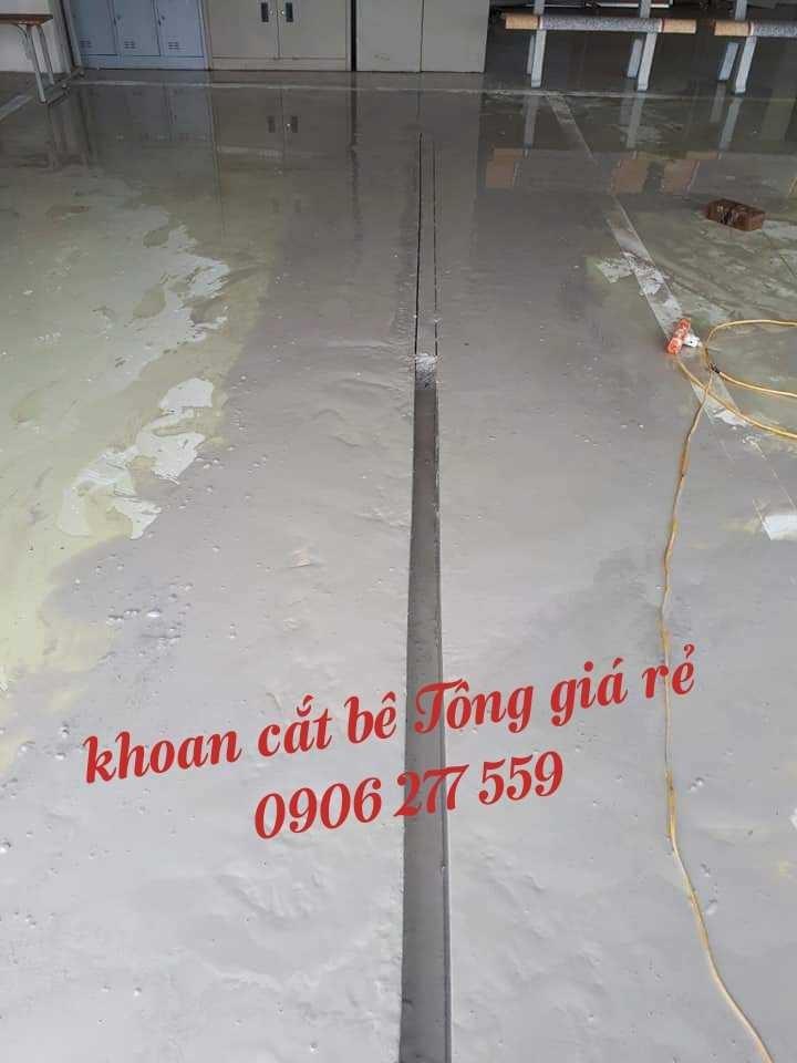 khoan cắt đục bê tông uy tín tại dĩ an bình dương 0906 277 559