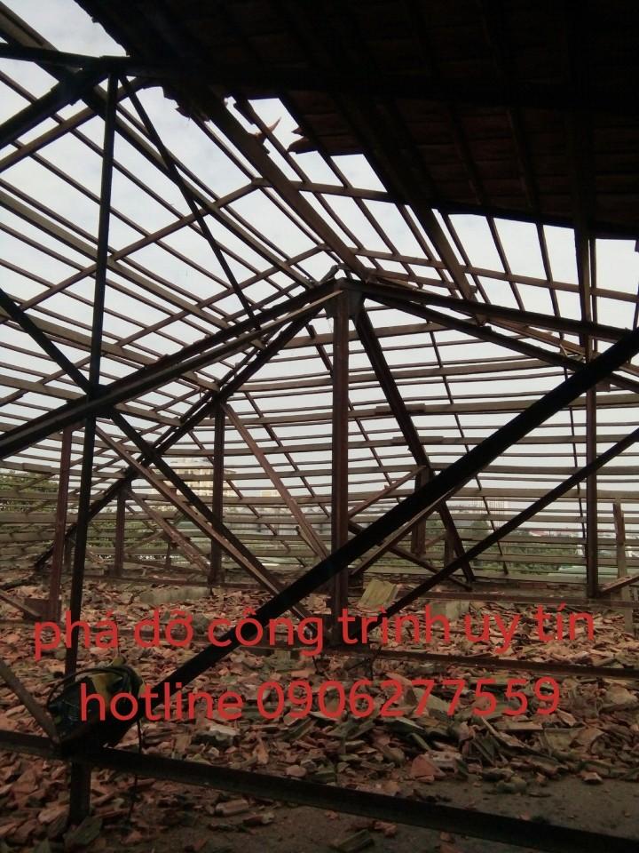 đập phá tháo dỡ nhà cũ quận 9 gọi ngay 0906277559