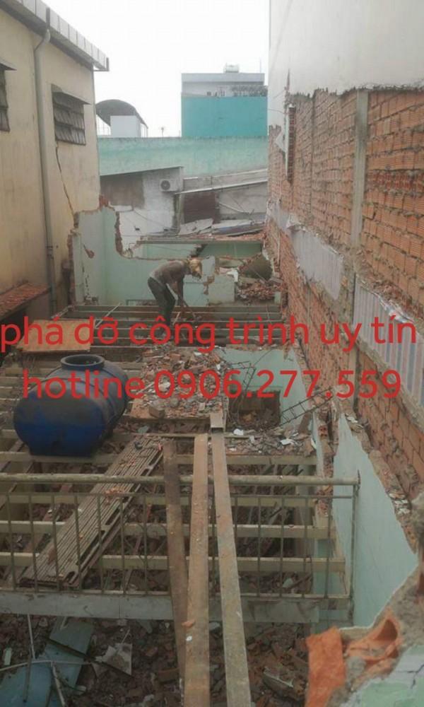 đập phá tháo dỡ nhà cũ huyện thuận an 0906277559