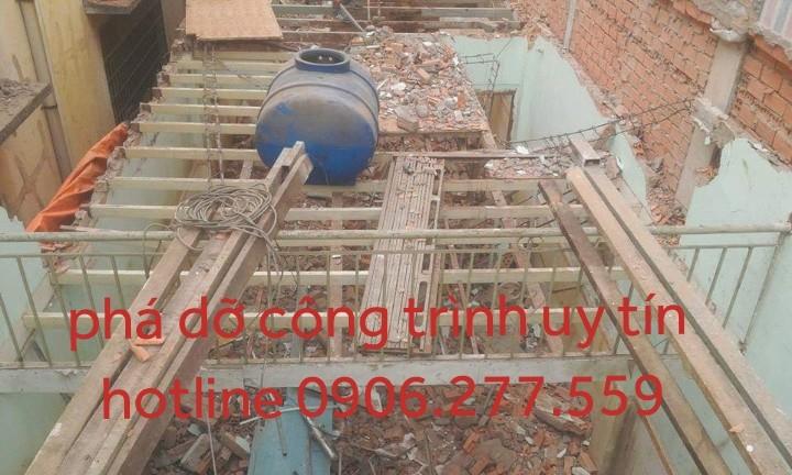 đập phá nhà cũ tại thuận an bình dương 0906277559